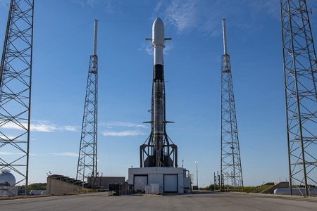 """GHGSat Satellite """"Hugo"""" – Rideshare Launch With SpaceX a Success"""