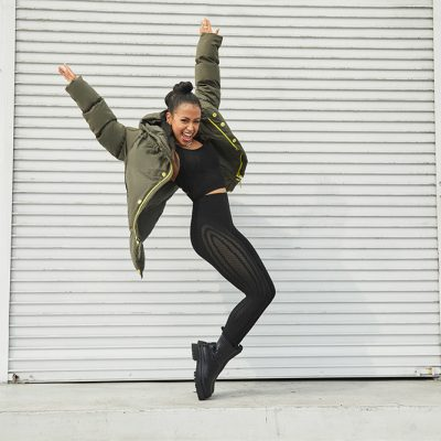 Liza Koshy Debuts First-Ever Activewear Collection With Fabletics