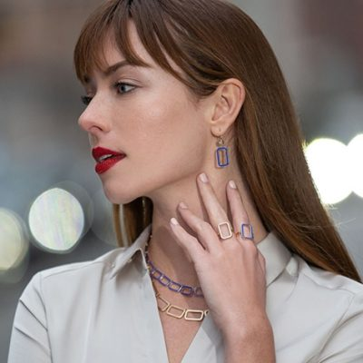 Misahara Jewelry Brings Global Ethos to the Chain City Collection