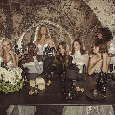 Pnina Tornai Launches 2021 Couture Bridal Collection