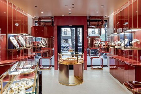 Pomellato Opens New Prêt-à-Porter Fine Jewelry Boutique in Chicago