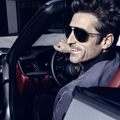 Porsche Design Introduces Patrick Dempsey as New Eyewear Ambassador