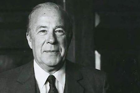 "Former US Secretary of State, George P. Shultz, Holds the First Annual ""Voices Youth Award"" Named in His Honor"