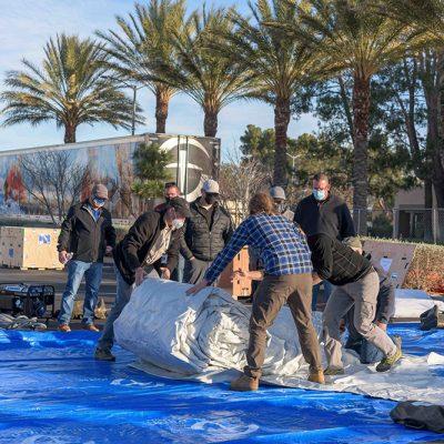 Samaritan's Purse Is Responding to the Coronavirus Outbreak in Southern California