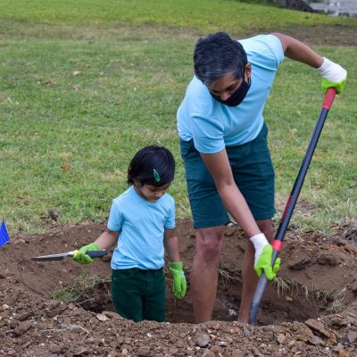 Texas Trees Foundation, Target and Arbor Day Foundation Host Community Tree Planting Event in Veterans Park