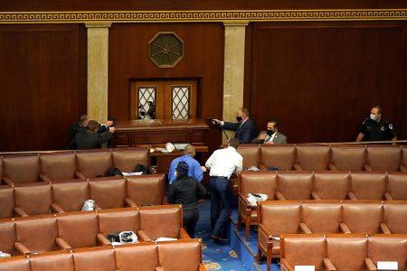 The American Legion Condemns Violence in U.S. Capitol