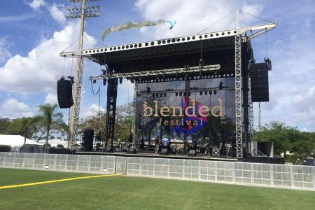 Blended Festival Returns to Nashville, Austin, and San Diego in 2021
