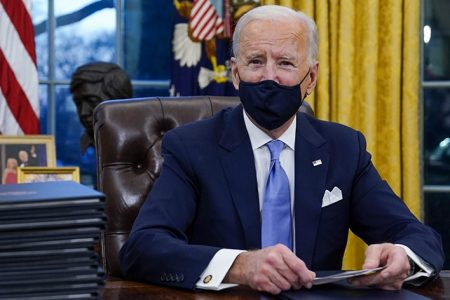 Biden Took Further Action on Issues Related to Racial Equity and Systemic Racism