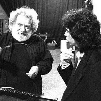 Jerry Garcia Music Arts Releases New Studio Outtakes Album