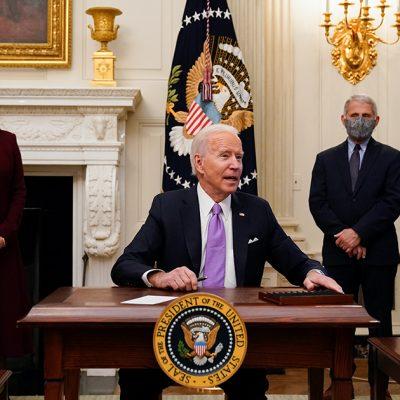 International Relations Experts Approve of Biden's First 100 Days