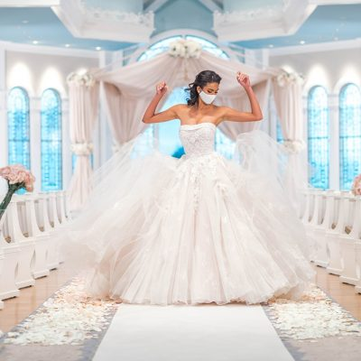 Disney's Fairy Tale Weddings & Honeymoons Celebrates 30 Years of Happily Ever Afters