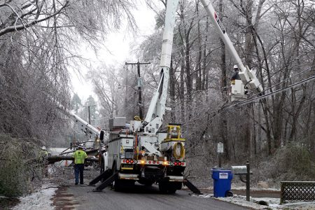 Virginia Crews Gearing Up for Another Destructive Ice Storm Arriving Thursday