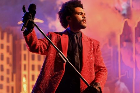 Givenchy Dresses The Weeknd For 55th Super Bowl Halftime Show