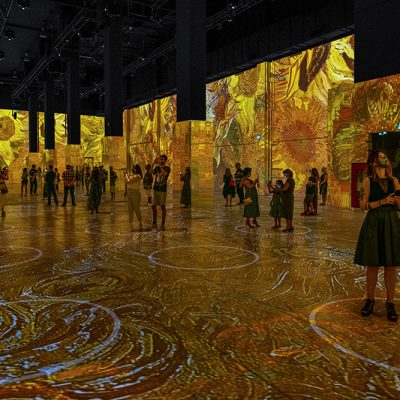 Acclaimed 'Immersive Van Gogh' Exhibition Heads to New York City