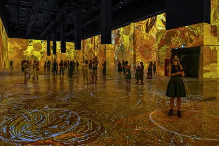 Immersive Van Gogh Premieres June 10, 2021, at New York's Pier 36