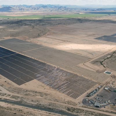 Longroad Energy Acquires Approximately 900 MWdc Arizona Solar and Storage Portfolio From First Solar