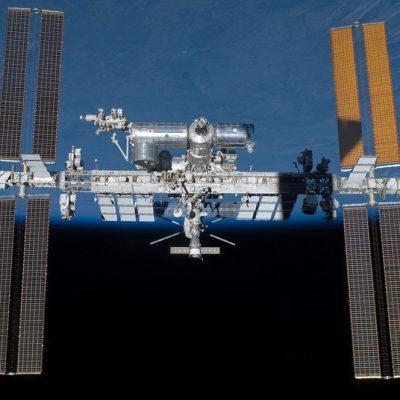 NASA Updates Coverage of International Space Station Cargo Ship Docking