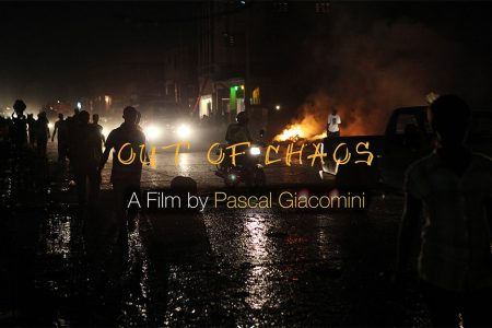 Out of Chaos, An Artist's Journey in Haiti Nominated at the 2021 Toronto Independent Film Awards