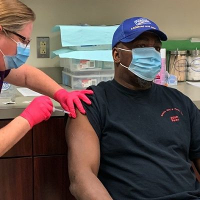 Perdue Farms Provides COVID-19 Vaccines to Associates at Virginia Plant