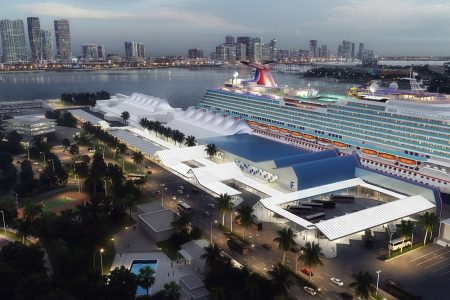 PortMiami and Carnival Cruise Line Break Ground on Terminal F, Future Home of Carnival Celebration