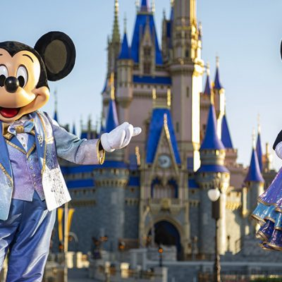 The World's Most Magical Celebration Begins This Fall at Walt Disney World Resort