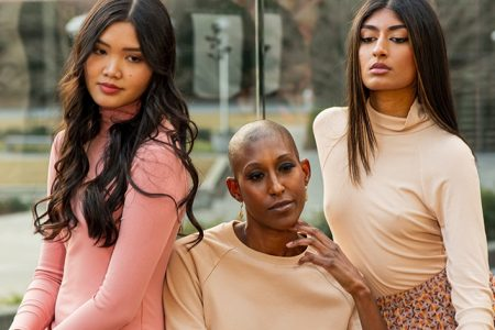 "Tiffany Brown Winter 2022 Collection Featured for New York Fashion Week ""The Shows"""