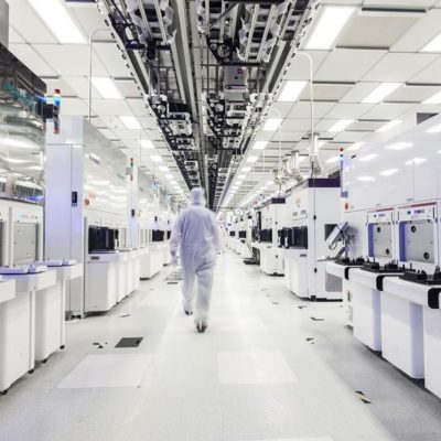 U.S. Department of Defense to Manufacture Secure Chips at Fab 8 in Upstate New York