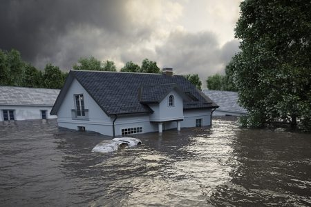 Understanding a Home's Flood Risk Over the 30-year Mortgage Lifespan