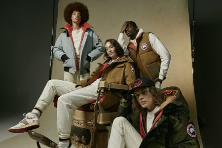 Canada Goose and NBA Announce Multi-Year Partnership