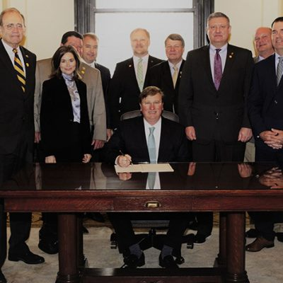 Computer Science Instruction Bill Signed by Mississippi Governor Tate Reeves