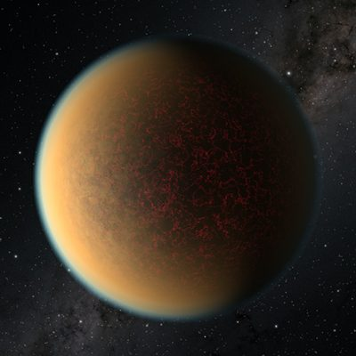 Distant Planet May Be on Its Second Atmosphere, NASA's Hubble Finds