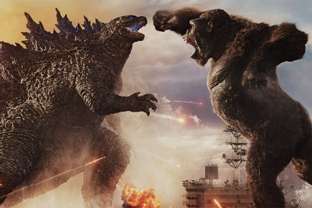 IMAX Roars to Biggest Hollywood Opening in More Than a Year with $12.4 Million International Debut of 'Godzilla vs. Kong'