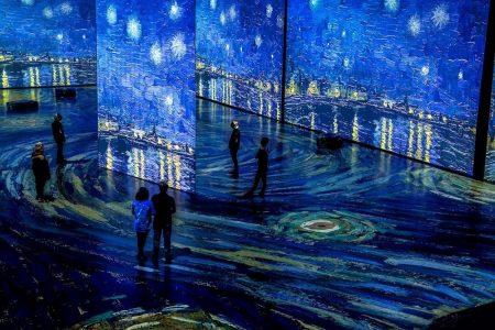 Imagine Van Gogh, The Original Immersive Exhibition Coming to Boston Fall 2021