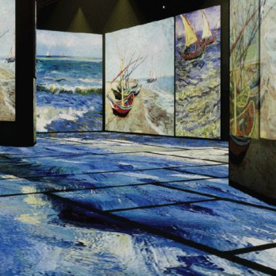 Immersive Van Gogh Exhibition Comes to Ice Palace Studios in Miami