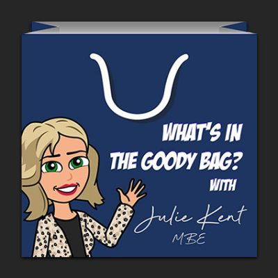 What's In The Goody Bag? Julie Kent MBE Launches a Podcast