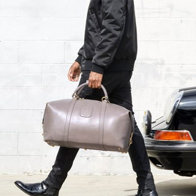 Luxury Leather Goods Brand Ghurka Launches Spring 2021 Collection