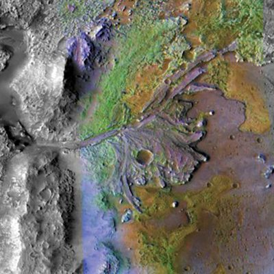 Mars' Early Climate Was Intermittently Warm