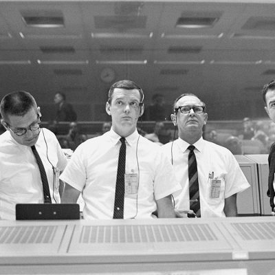 NASA Remembers Legendary Flight Director Glynn Lunney