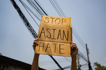 Resident's NEJM Essay Discusses Combating Anti-Asian Hate