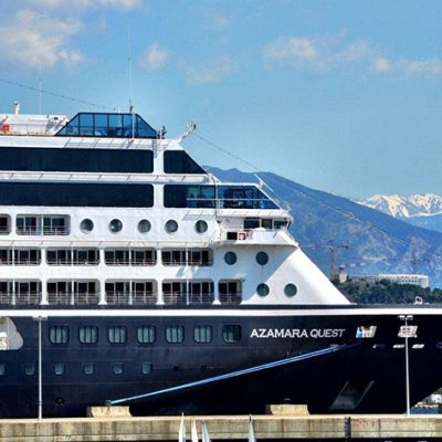 Royal Caribbean Group Completes the Sale of Its Azamara Brand to Sycamore Partners