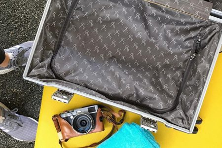 Samsara Luggage Ready for the New Normal in Travel