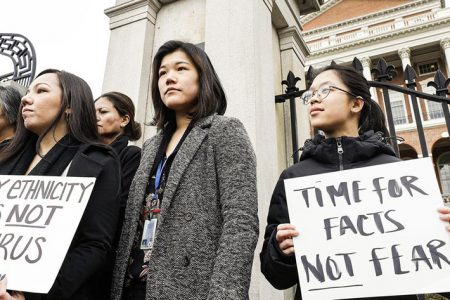 U.S. Sees Surge in Hate Crimes Against Asian-Americans