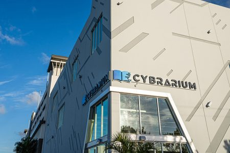 The Homestead Cybrarium Opens Breaking the Mold of Traditional Library Service
