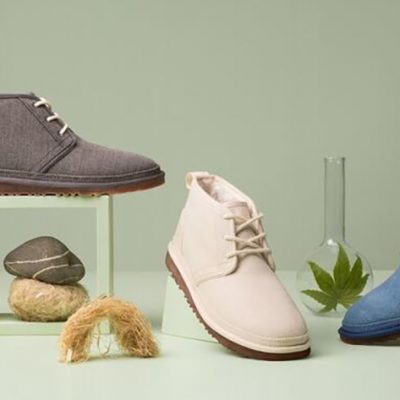 UGG Debuts Plant Power, A Collection Made With Carbon-Neutral, Plant-Based Materials