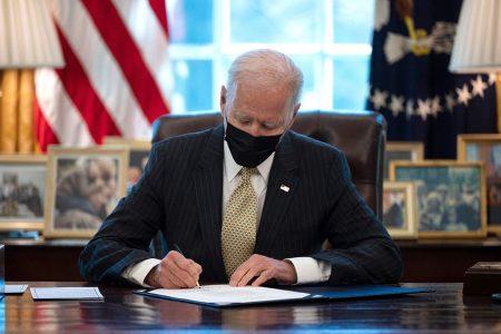 Nation's Mayors Applaud President Biden's Economic Vision