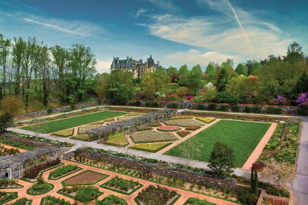 Biltmore Blooms: Biltmore's Annual Springtime Celebration 2021