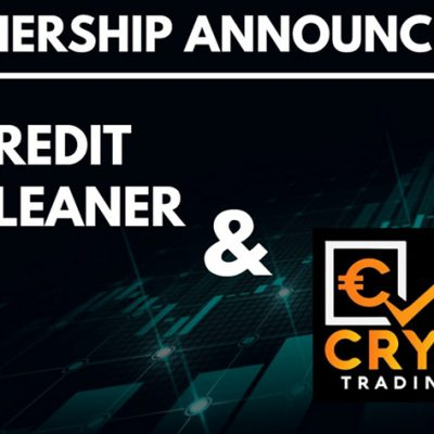 Credit Cleaner Announces Partnership With Crypto Trading Pros