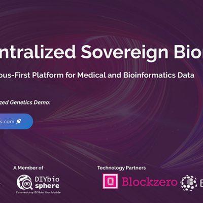 DeBio Invites Six Advisers to Strengthen Its Bioinformatics Blockchain Product Offering