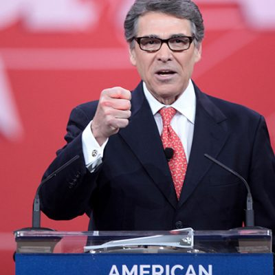 Former Texas Governor Rick Perry Welcomes Bitcoin Leader Blockcap Inc to Austin