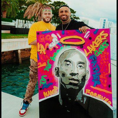 Hispanic-American Street Artist Kasper Miami to Participate in Art Basel 2021